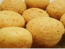 Coisas da Rizza: Pão de queijo de Tapioca  Nessa maratona de receit...