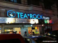 Image result for Tea Rock Cafe in Banawe Banaue, Broadway Shows, Tea, Rock, Image, Skirt, Locks, The Rock, Rock Music