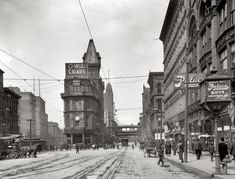 Kansas City, MO 1906 | lesson on how their hometown has changed throughout history