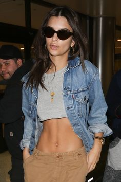 The Best Crop Top Ab Inspiration for Spring, From Kendall Jenner to Cardi B.