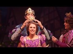 "Guests aboard the Disney Magic can now experience the magic of ""Tangled"" in a completely new way – as an original Disney Cruise Line stage spectacular! Watch..."