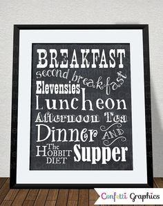 Hey, I found this really awesome Etsy listing at https://www.etsy.com/listing/200011291/instant-download-the-hobbit-diet-lord-of