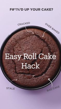Fun Baking Recipes, Sweet Recipes, Cooking Recipes, Baking Hacks, Simply Recipes, Cooking Food, Baking Ideas, Food Hacks, Fun Desserts