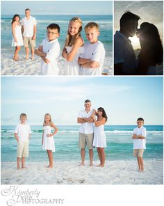 Family Beach Photos The Newell Family~Navarre Beach Family Photography~Crestview Florida Photographer: Kimberly Petty Family Picture Poses, Family Beach Pictures, Poses For Pictures, Vacation Pictures, Family Posing, Family Pics, Beach Photography, Family Photography, Photography Ideas