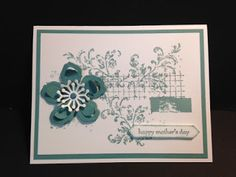 Timeless Textures, Teeny Tiny Wishes, Monochromatic Birthday Card, Stampin' Up!, Rubber Stamping, Handmade Card
