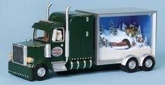Truck Sleeper Santa