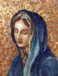 Мозаичная картина Франческа