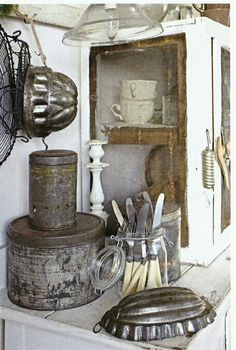 French Nordic Country Decor