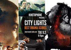 CITY LIGHTS Radioshow: BEST DRAMA SCORES 2015 Best Dramas, City Lights, Scores, Community, Film, Board, Movie Posters, Image, Movie