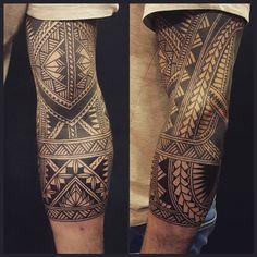 Samoan tattoo!