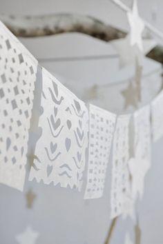 #ikea zoekt interieurontwerper | Papier, wit | Vosgesparis: Stars & Paper Art at Sukha Amsterdam