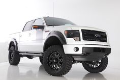 DSI lifted 2014 Ford F-150