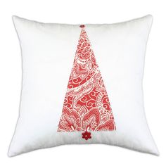 Christmas white pillows - Bing Images