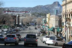 Gabriela Cristea-Duican: Prescott, o scenă mirifică pe harta Arizonei
