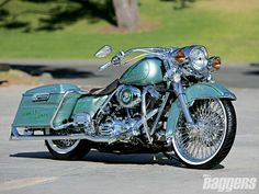 harley davidson road king baggers | Bagger Fathead Forever! I'm pretty sure I need one...just without the bags, sorry guys