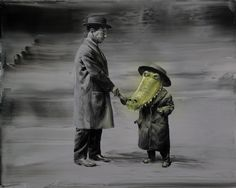Artist: Paco Pomet, Title: The Deal, 2011