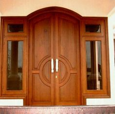Main Door Designs Important Thing For You To Think About on Home Decor 28 Top Collection Main Door Design Photos Wooden Front Door Design, Double Door Design, Wooden Front Doors, Home Door Design, Door Design Interior, Small House Design, Main Door Design Photos, Double Front Doors, Ideas Hogar