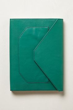 Pocket leather journal.
