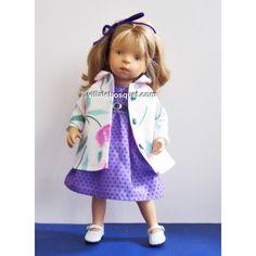 "Sylvia Natterer Studio doll ""LILIANE"""
