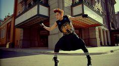 Kpop dancing machine...#hoya...best dancer ever...XOXO