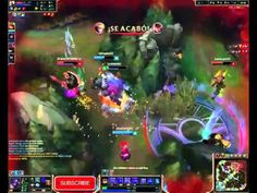 LOL Alistar supp s5 - You can't milk those - YouTube  #lol #alistar #supp #support