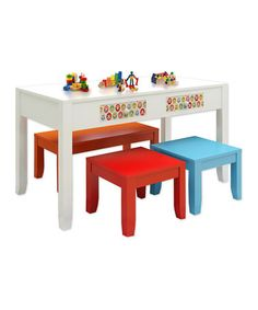 Paul Frank Table. So cute.