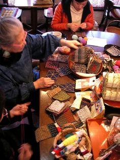 にいがた銀花 +チクチクちく針仕事の会 2009/3-2014/5の画像