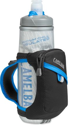 Camelbak Unisex Quick Grip Chill Handheld Water Bottle - 21 Fl. Oz.