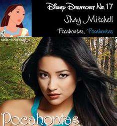 Disney Dreamcast Shay Mitchell as Pocahontas (Pocahontas) #17