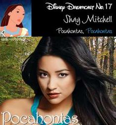 Disney Dreamcast Shay Mitchell as Pocahontas (Pocahontas) #17