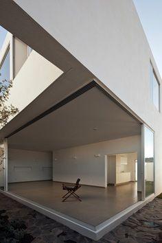 Casa para ver al cielo, Los Robles, 2014 - Abraham Cota Paredes Arquitectos
