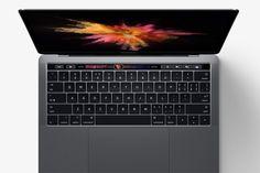 久违的 MacBook Pro 更新,苹果带来的是回不去的 Touch Bar 和两年后的接口设计