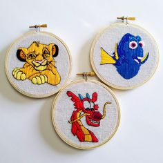 Simple Embroidery Designs, Hand Embroidery Patterns Free, Hand Embroidery Projects, Basic Embroidery Stitches, Hand Embroidery Stitches, Embroidery Hoop Art, Cross Stitch Embroidery, Couture, Anime
