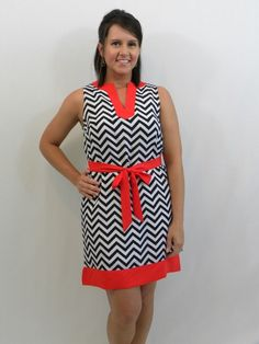 d5c68069e67 GameDay Dress -Black Red