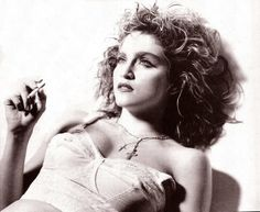 Madonna. - Early