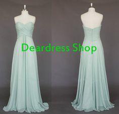 Evening dress formal dress ball dress prom dress by Deardress, $169.90