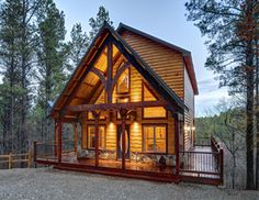 Come enjoy spectacular views of Broken Bow, Oklahoma, world-class fishing, boating, hiking and much more! Broken Bow Cabins, Oklahoma Cabins, Marble Canyon, Timber Beams, The Perfect Getaway, Cabins In The Woods, Cabin Rentals, One Bedroom, Great View
