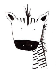 Black and White Zebra Watercolor Nursery Artwork Print Baby Room Kids Room Decor Gifts Under 20 // Little Boys Room wall art – Heather Iggulden Art – Willkommen in der Welt der Frauen Desenho Kids, Boys Room Colors, Little Boys Rooms, Baby Dekor, Boy Room Paint, Boys Room Design, Design Bedroom, Bedroom Ideas, Motifs Animal