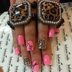 hairdresser nails!