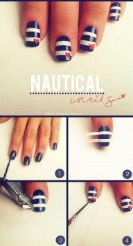 DIY Nail | DIY Fashion Projects