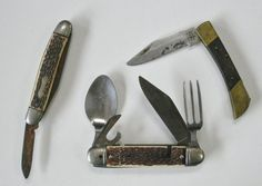 Towle Sterling Silver Pocket Knife Knives Silver And Etsy