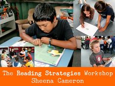Sheena Cameron Reading Comprehension Presentation   PDF Flipbook Primary Classroom, Future Classroom, Classroom Ideas, Reading Activities, Guided Reading, Readers Workshop, Workshop Ideas, Reading Comprehension Strategies, Education And Literacy