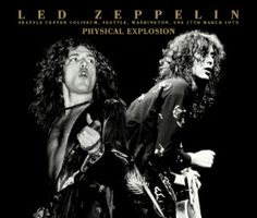 Led Zep, Seattle Center Coliseum, Seattle, WA – March 17th, 1975