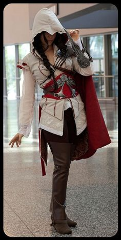 Game cosplay-Assassin's Creed Cosplay