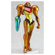 Metroid Other M Samus Aran Figma Action Figure - Not Just Toyz