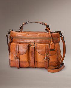 Josie Satchel - Bags & Accessories_Bags_Satchel - The Frye Company