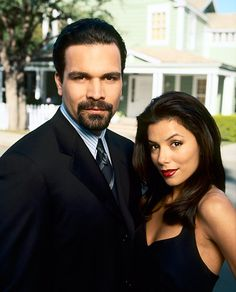 Desperate Housewives / Carlos & Gaby : Best TV couple of all time Tv Show Couples, Best Tv Couples, Best Couple, Celebrity Couples, Gabrielle Solis, Best Tv Shows, Favorite Tv Shows, Movies And Tv Shows, Norfolk
