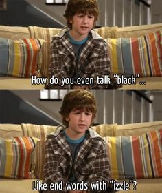 Haha, little off there kid. Izzle, he's funny Modern Family Luke, Modern Family Season 1, Modern Family Quotes, Morden Family, Family Jokes, The Mindy Project, American Dad, Laugh At Yourself, Good Movies