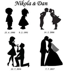 Náš příběh - My site Plan My Wedding, Wedding Tips, Wedding Planning, Dream Wedding, Wedding Day, Wedding Planer, Church Wedding Decorations, Craft Wedding, Silhouette Art