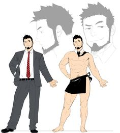 Character Concept, Character Art, Character Sheet, Superman X Batman, Animated Man, Body Reference Drawing, Furry Drawing, Handsome Anime, Cute Comics